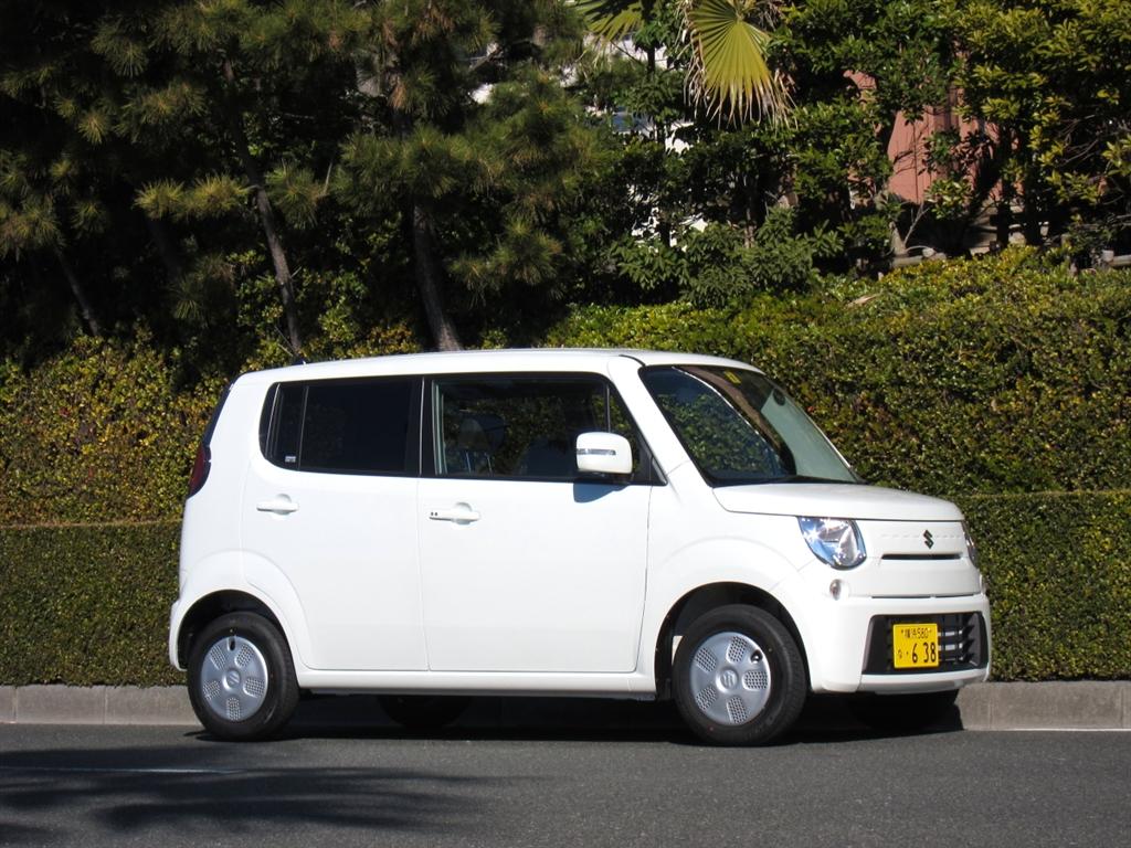 MRワゴン 2011年モデル