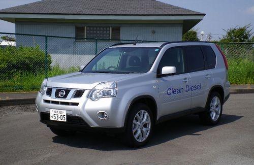 エクストレイル 2007年モデル 20GT (ディーゼル)
