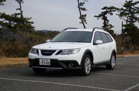 9-3 X 2010年モデル 9-3X
