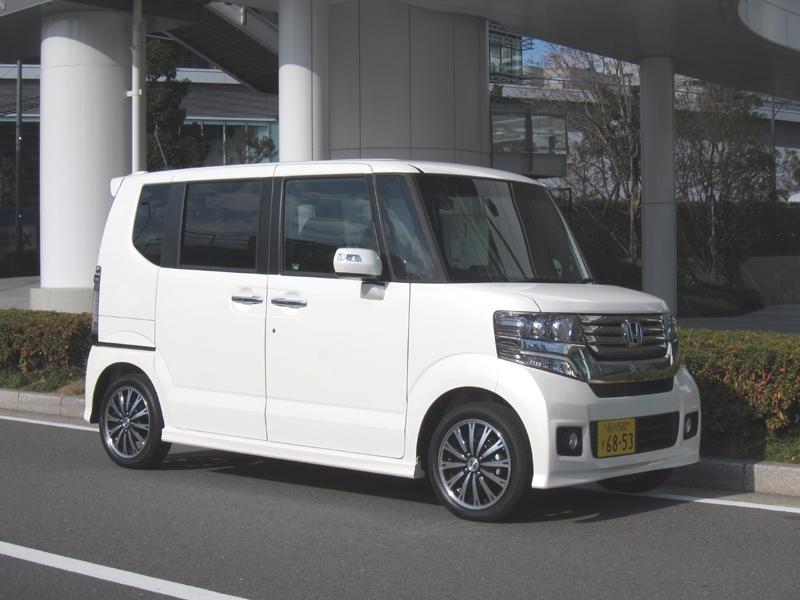 N-BOX カスタム 2011年モデル