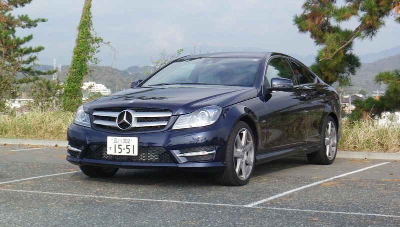 Cクラス クーペ 2011年モデル C250 BlueEFFICIENCY Coupe