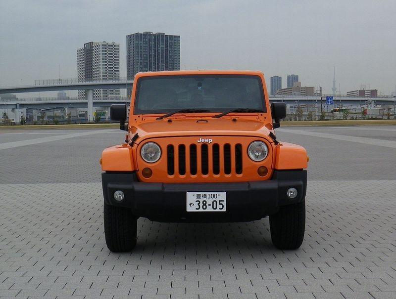 ラングラー 2007年モデル Unlimited Sahara