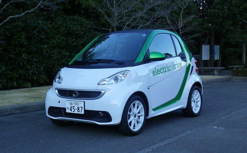 フォーツー エレクトリックドライブ 2012年モデル electric drive