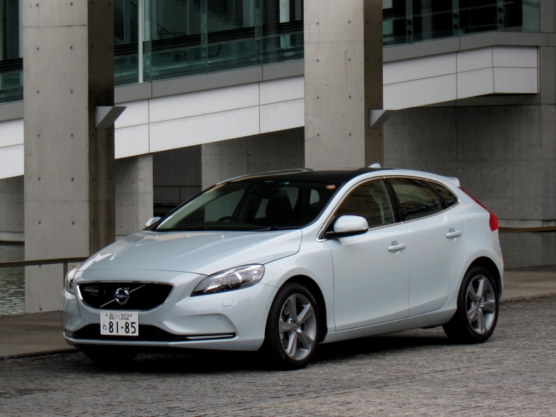V40 2013年モデル