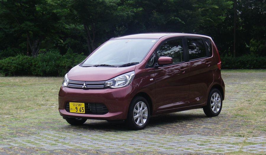 eKワゴン 2013年モデル