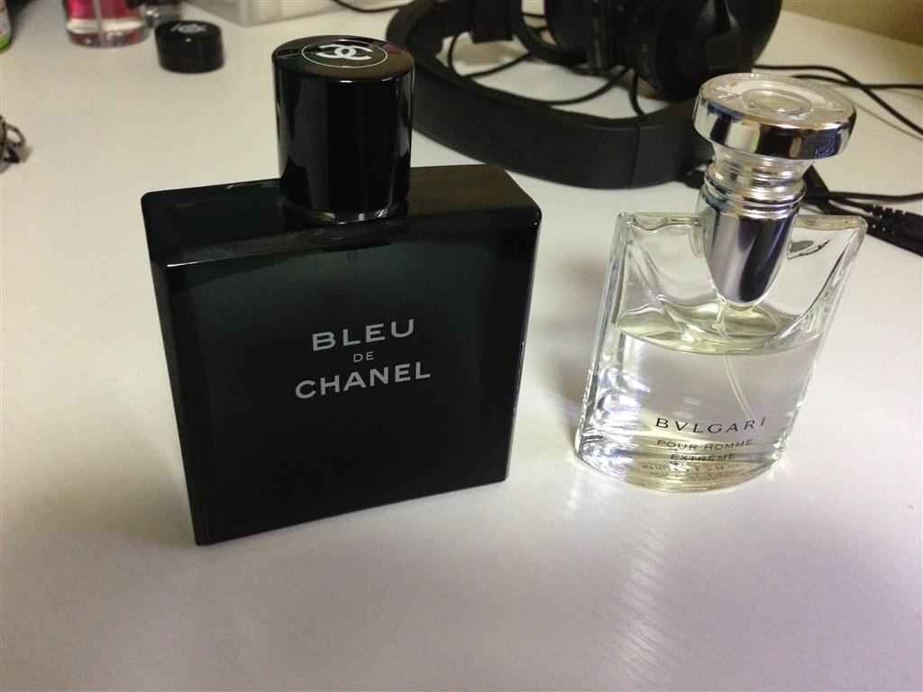 Pour Hommeからbleu De Chanelへ シャネル ブルー ドゥ シャネル Edt